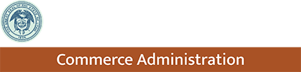 Utah Commerce Administration Logo